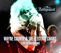 Wayne county and The electric chairs - Live at the Rockpalast