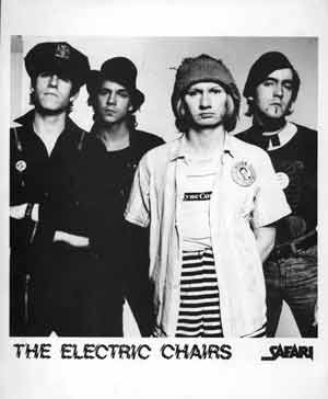 Wayne county and the Electric chairs